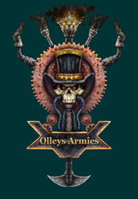 olleys armies logo
