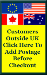 Important. Customers outside Uk. Click Here to add postage before checkout